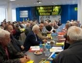 Delegaci Okręgowi podczas obrad