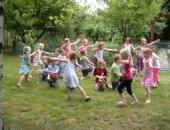 Występ artystyczny dzieci z przedszkola