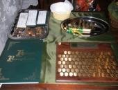 Księga oraz tablica pamiątkowa